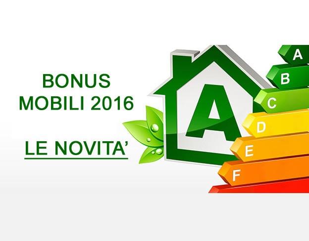 Bonus mobili 2016 conferme e novit il blog di bensa for Bonus mobili 2016