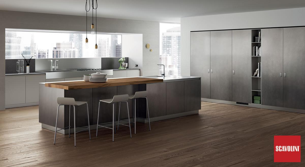 Il cuore della casa cucine bensa arredamenti for 20 x 20 planimetrie della casa