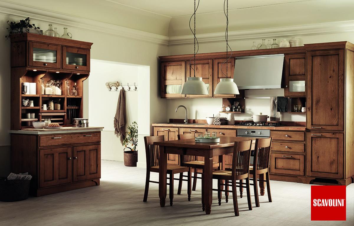 Tradizione ed eleganza in uno stile industriale cucine for Uno arredamenti